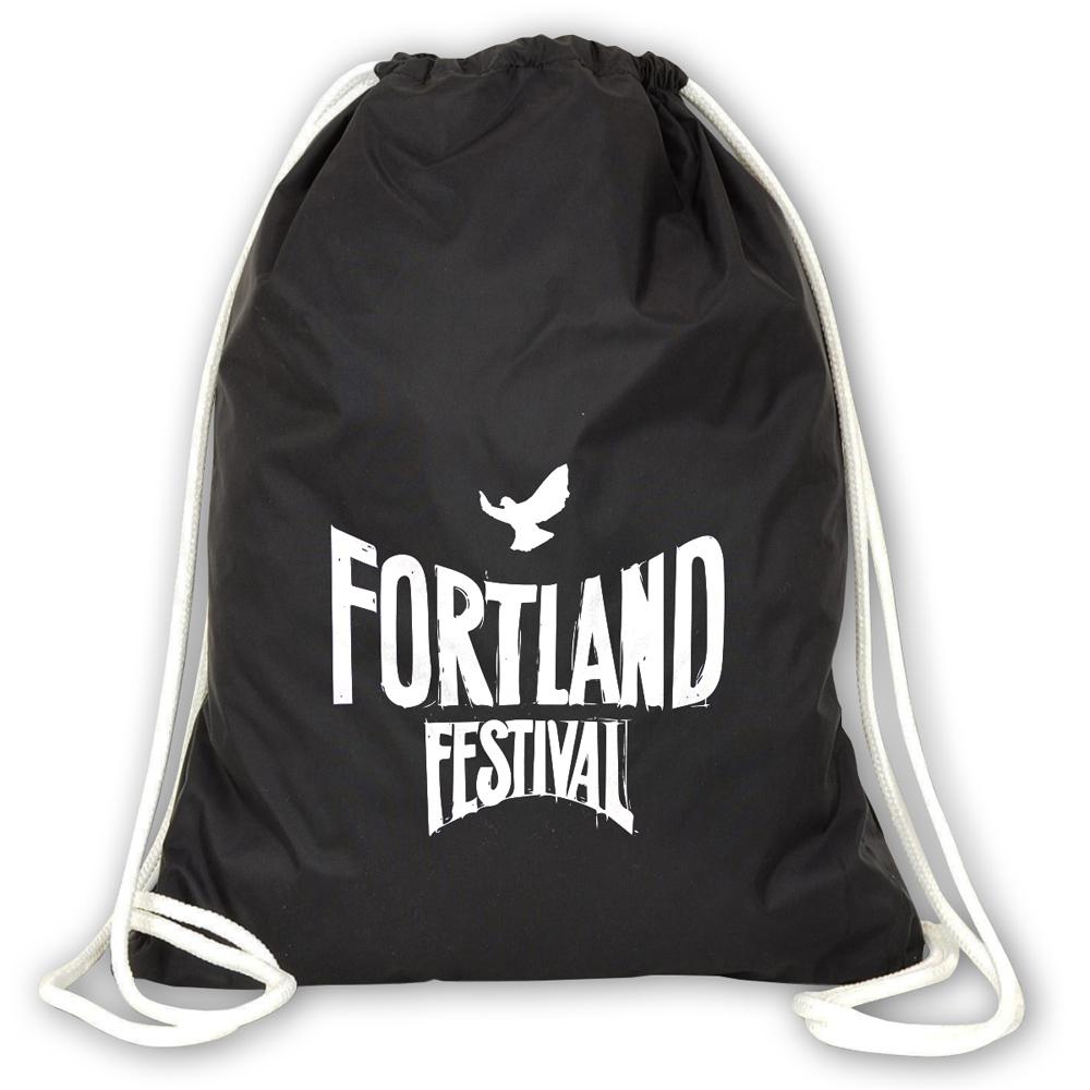 Turnbeutel Fortlandfestival